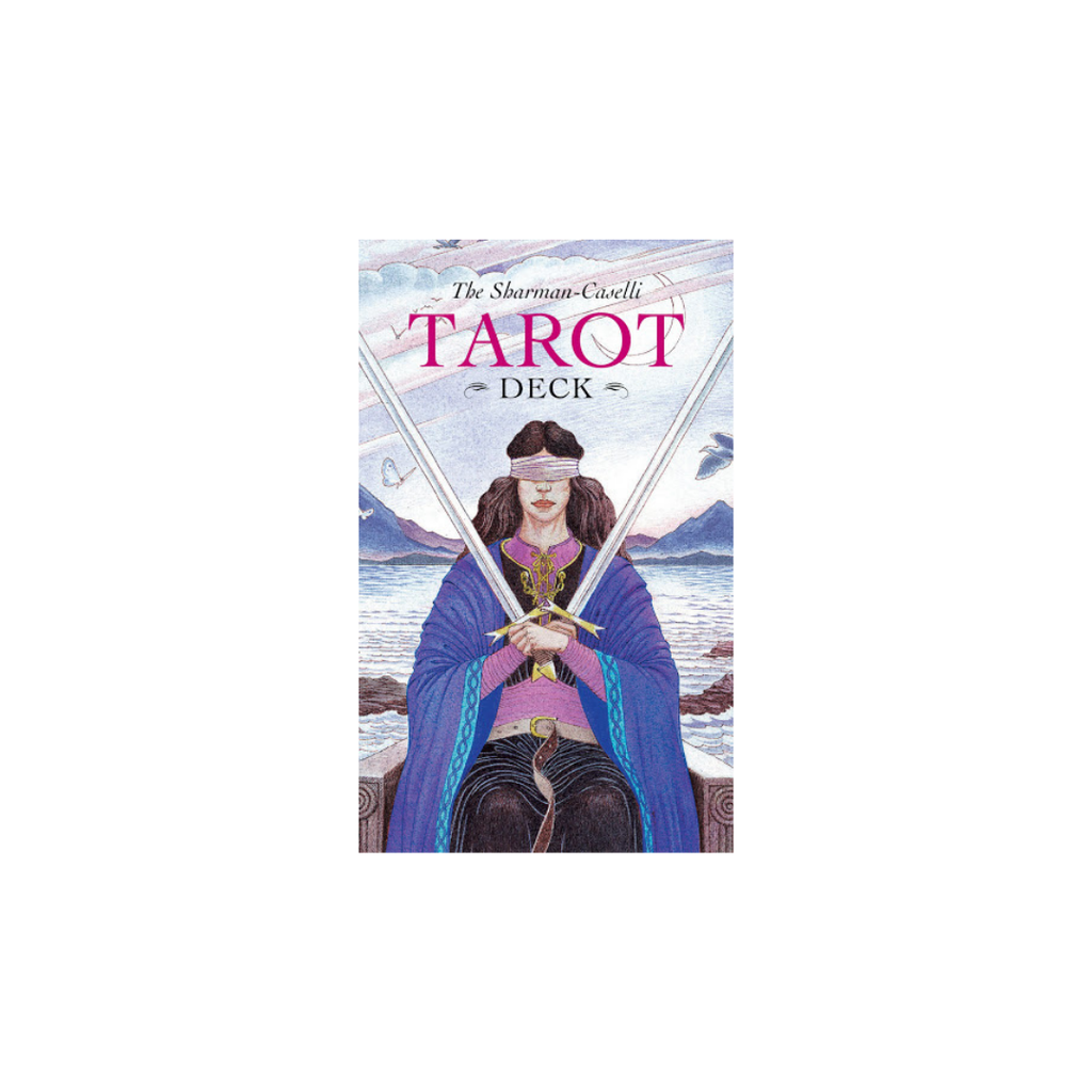 The Sharman-Caselli Tarot Deck // By Juliet Sharman-Burke
