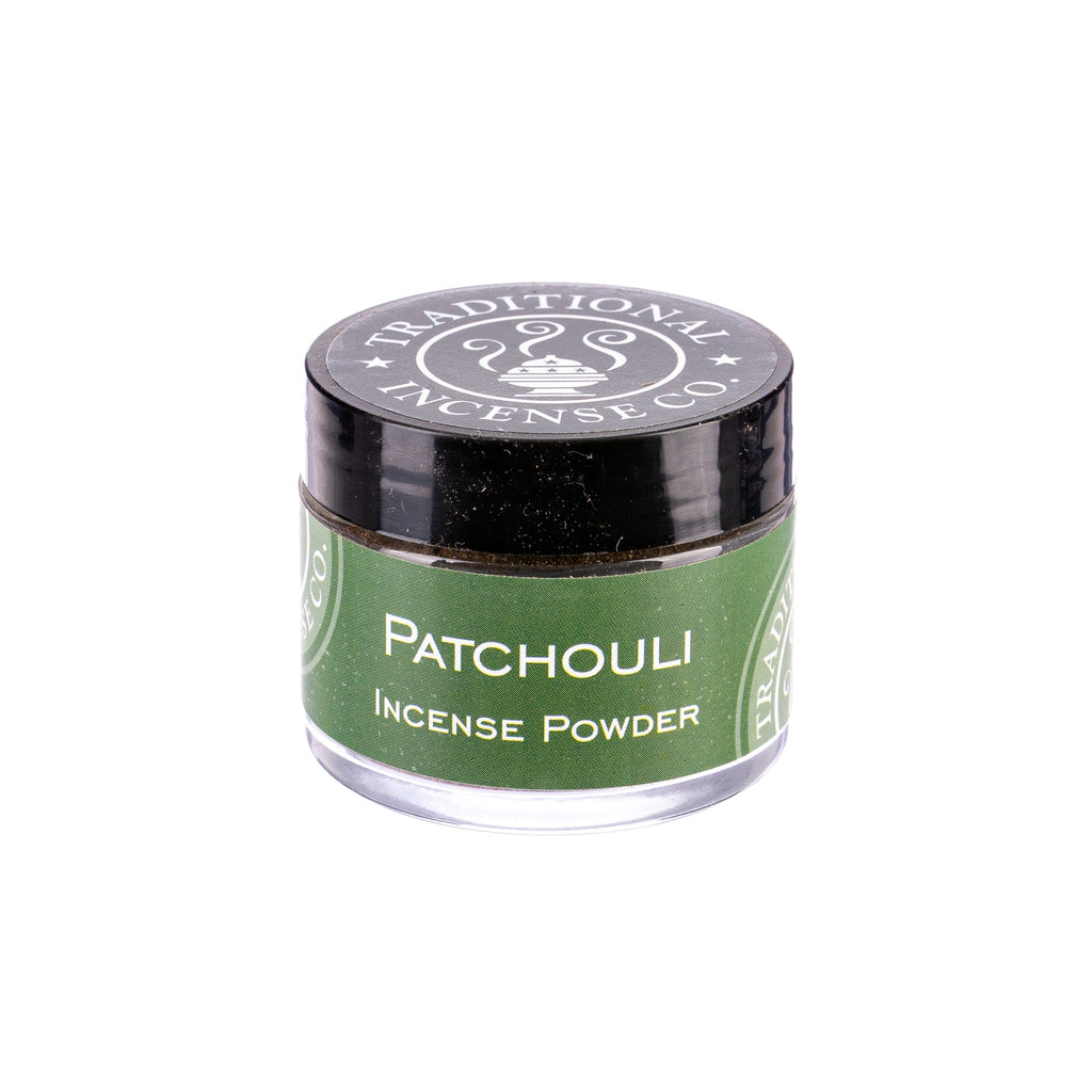 Incense Powder // Patchouli