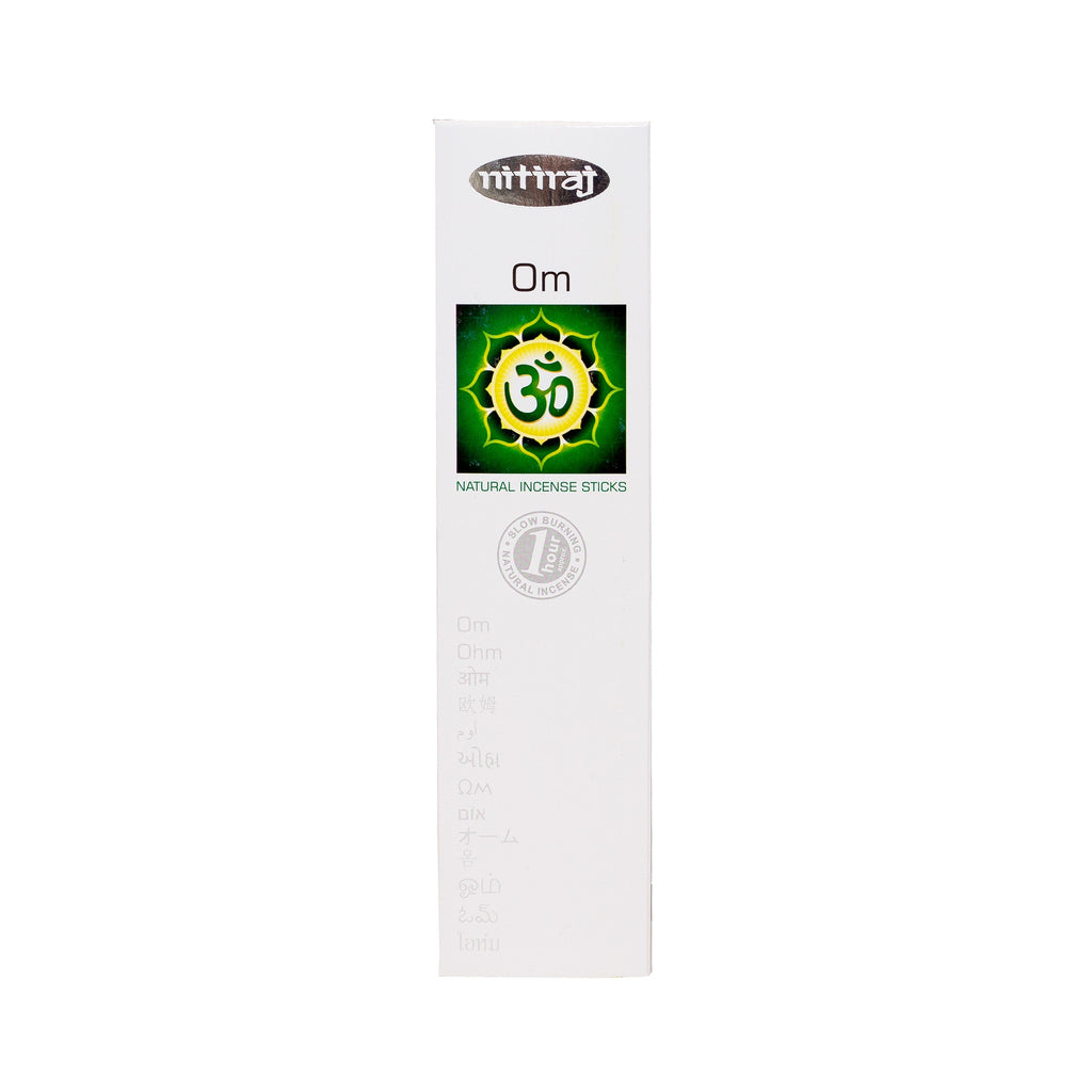 Nitiraj // Om Platinum Incense 25g