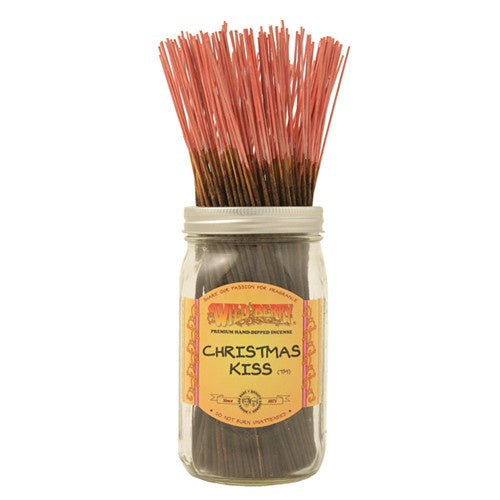 Wild Berry // Christmas Kiss Incense