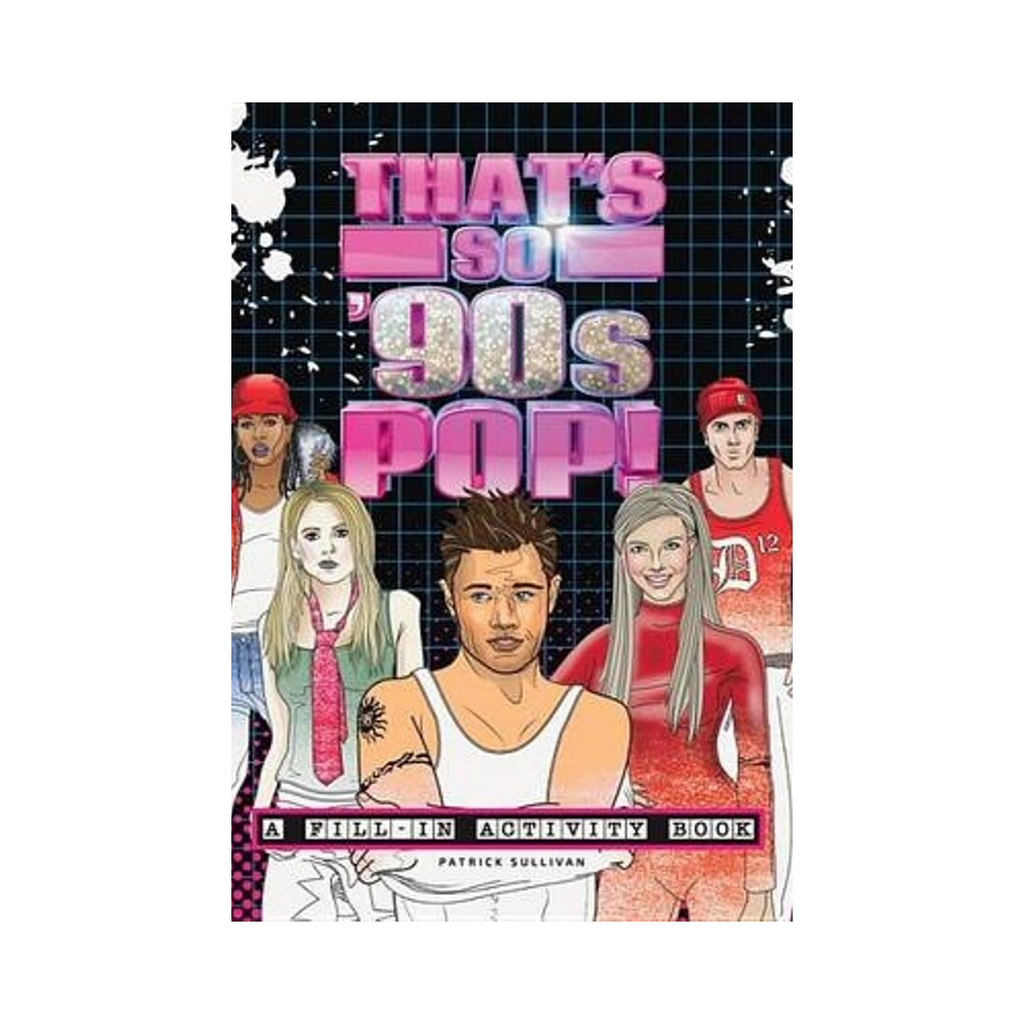 That's So '90s Activity Book