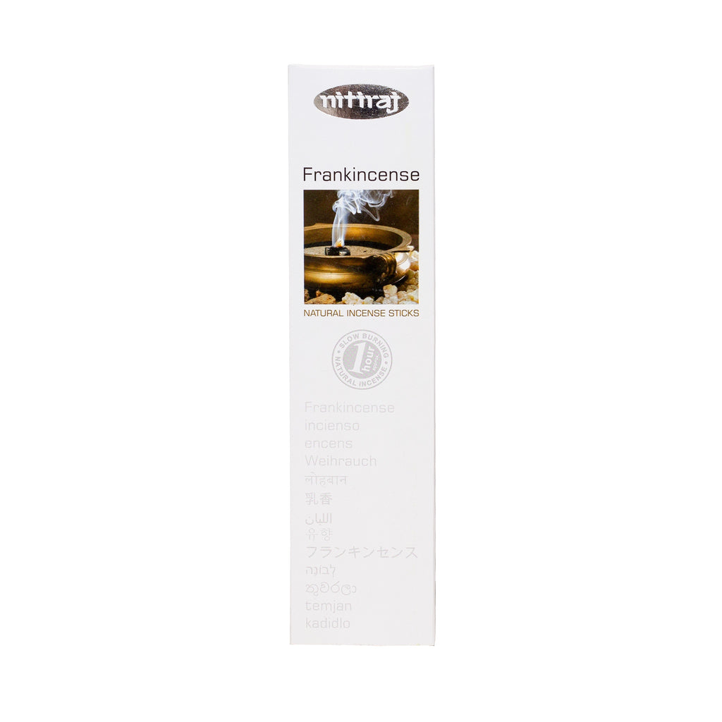 Nitiraj // Frankincense Platinum Incense 25g