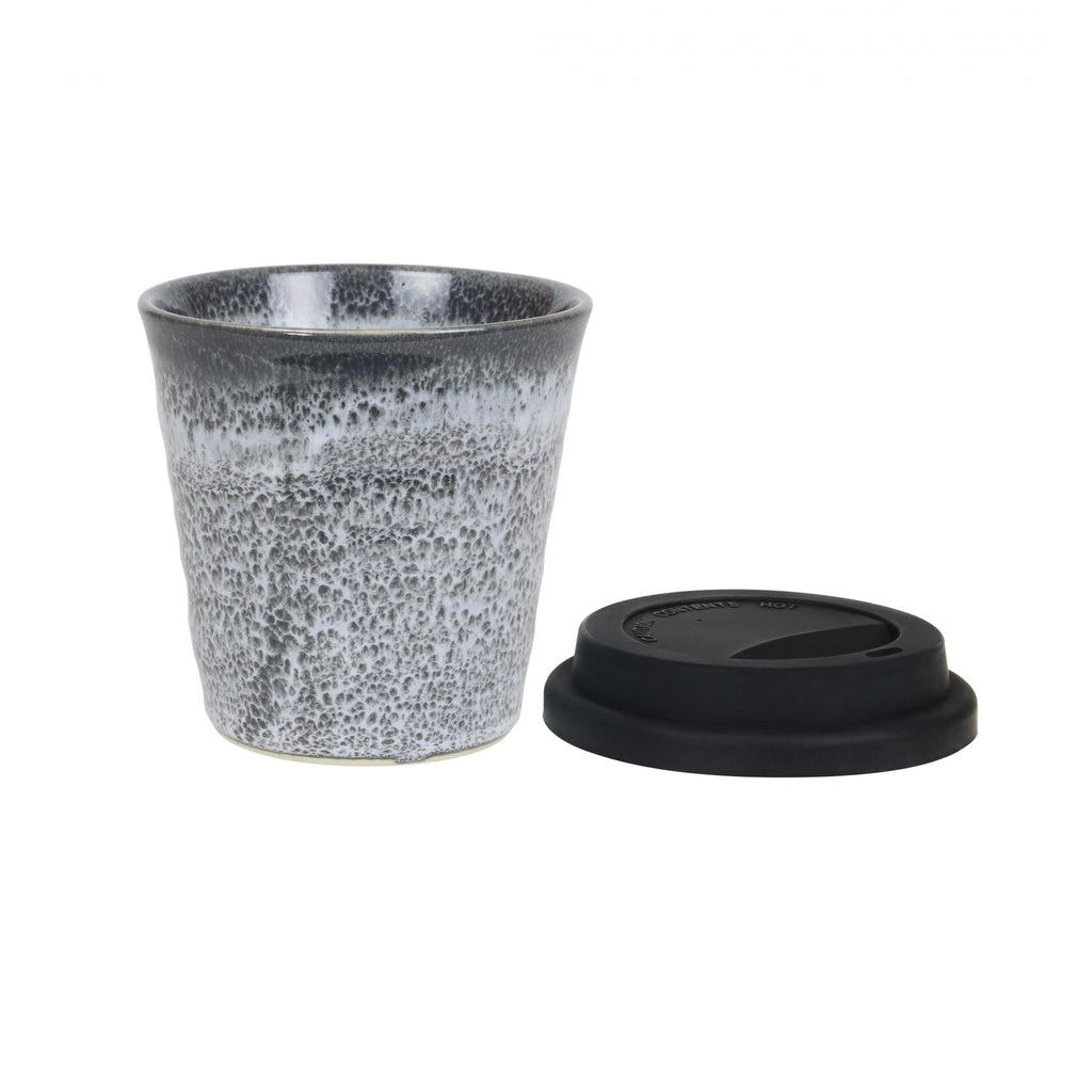 Storm Carousel Cup with Black Lid