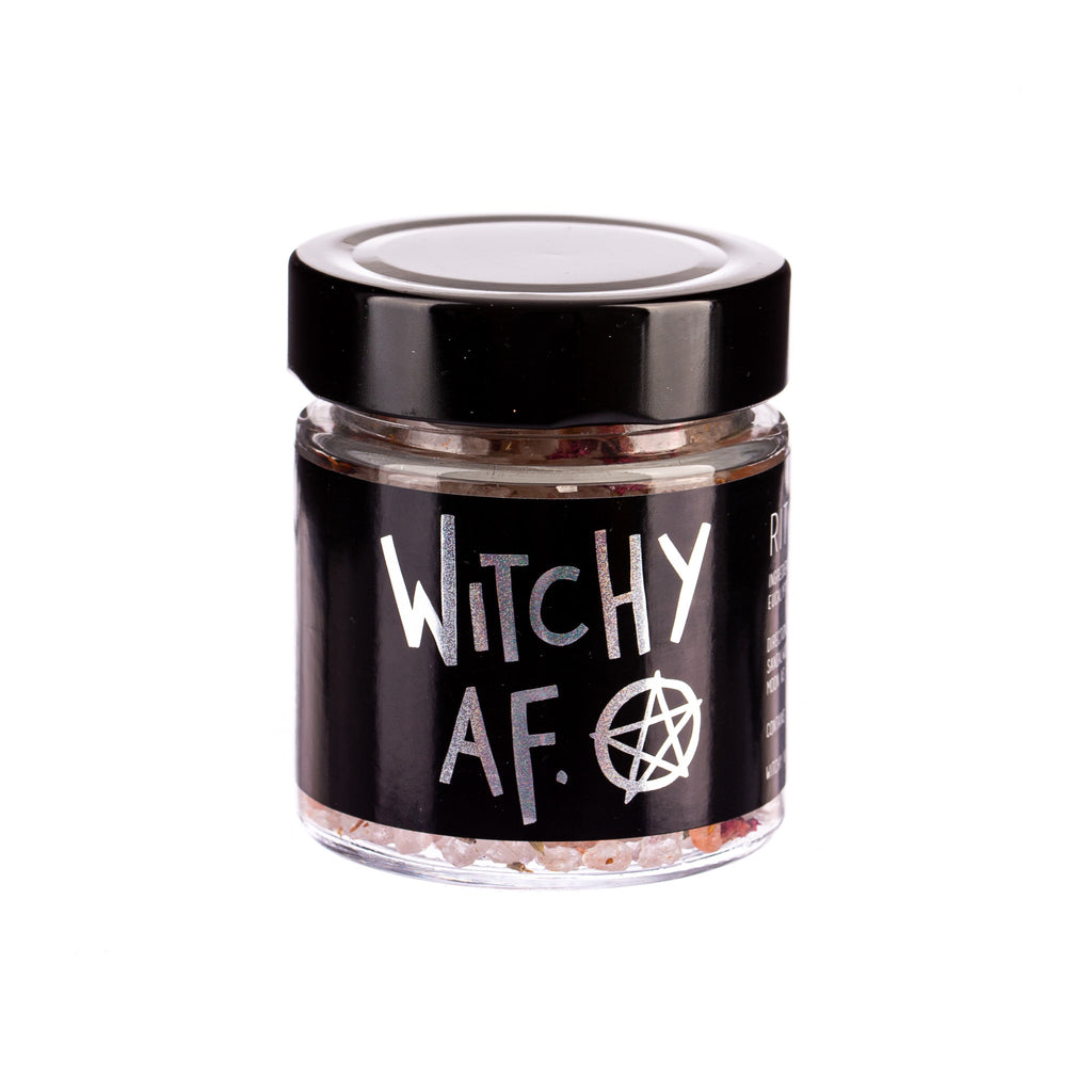 The Witch Apprentice // Witchy AF Bath Salts