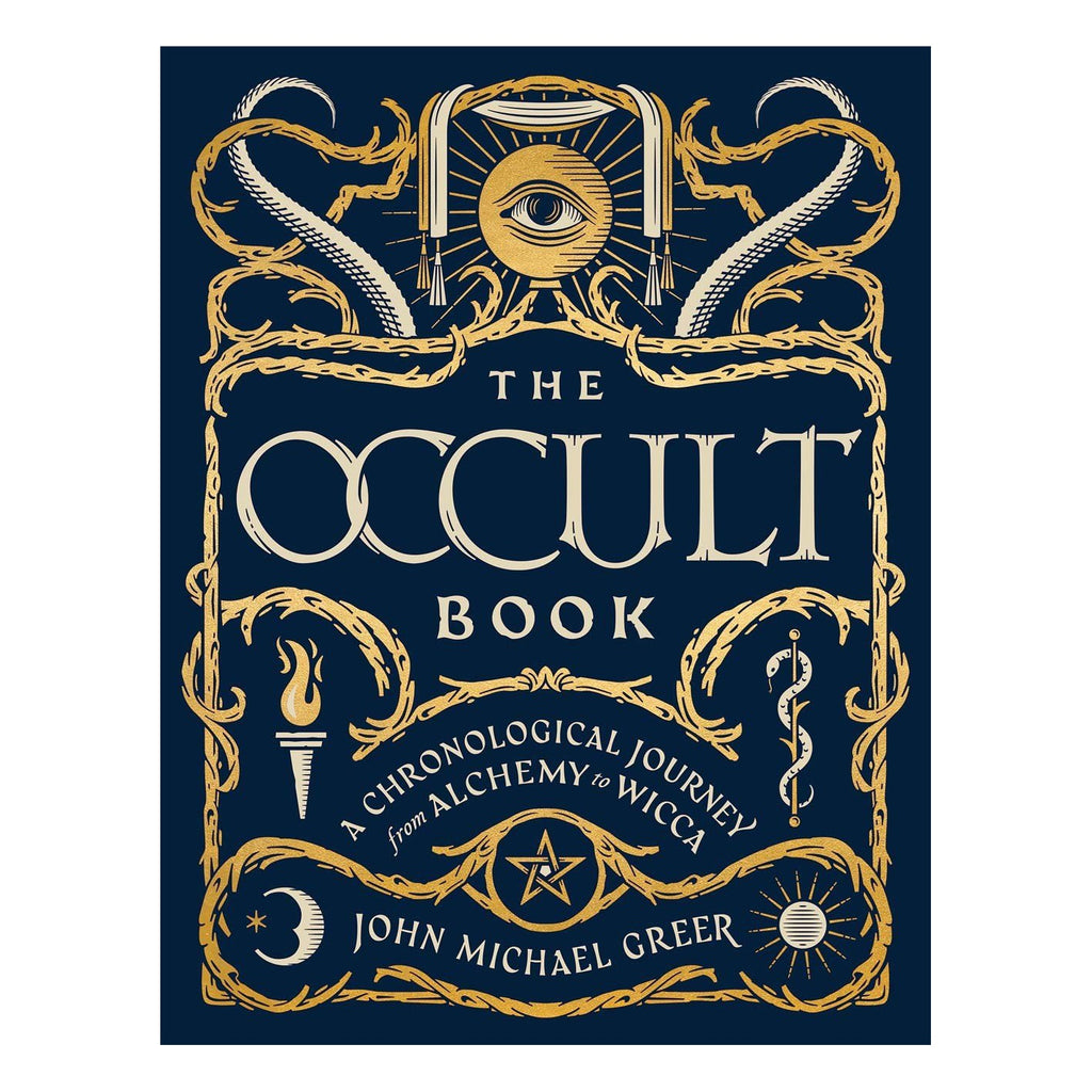 John Michael Greer // The Occult Book