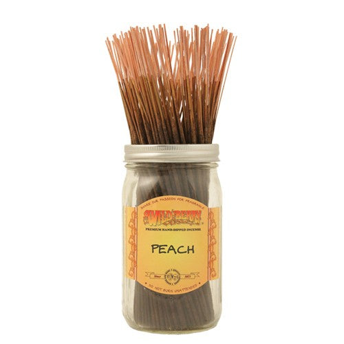 Wild Berry // Peach Incense