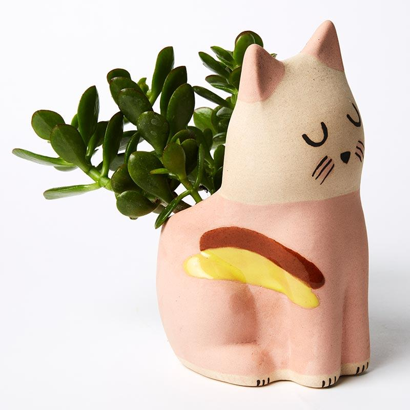 Jones & Co // Meow Planter