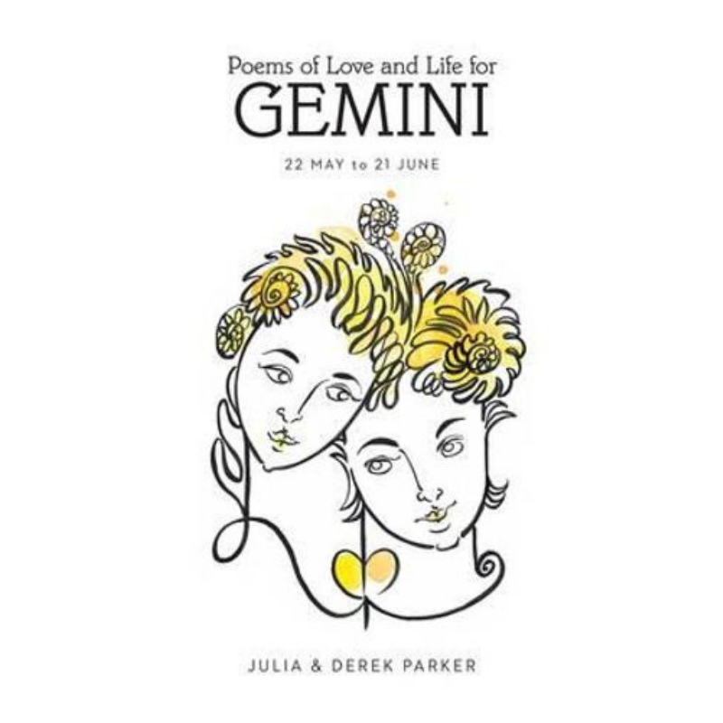 Poems Of Love And Life Gemini Book