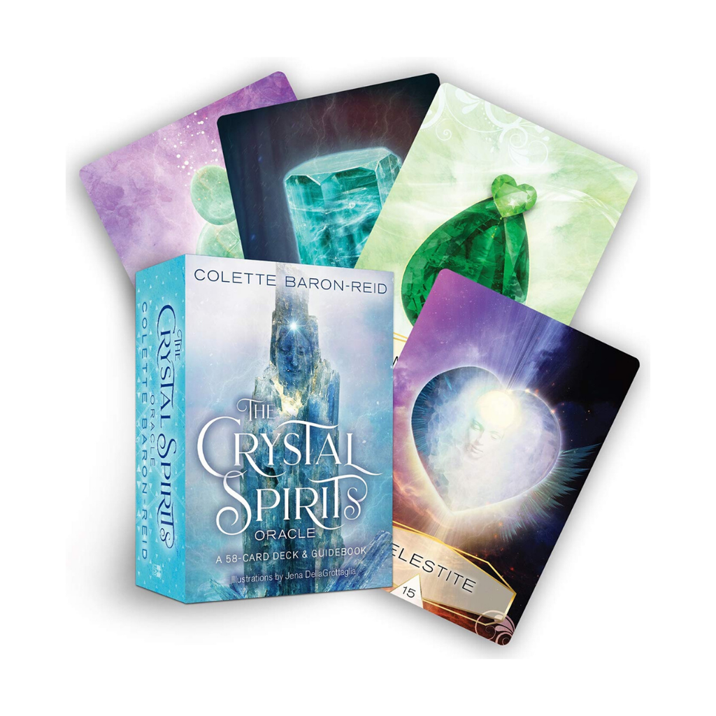 Crystals Spirits Oracle Deck