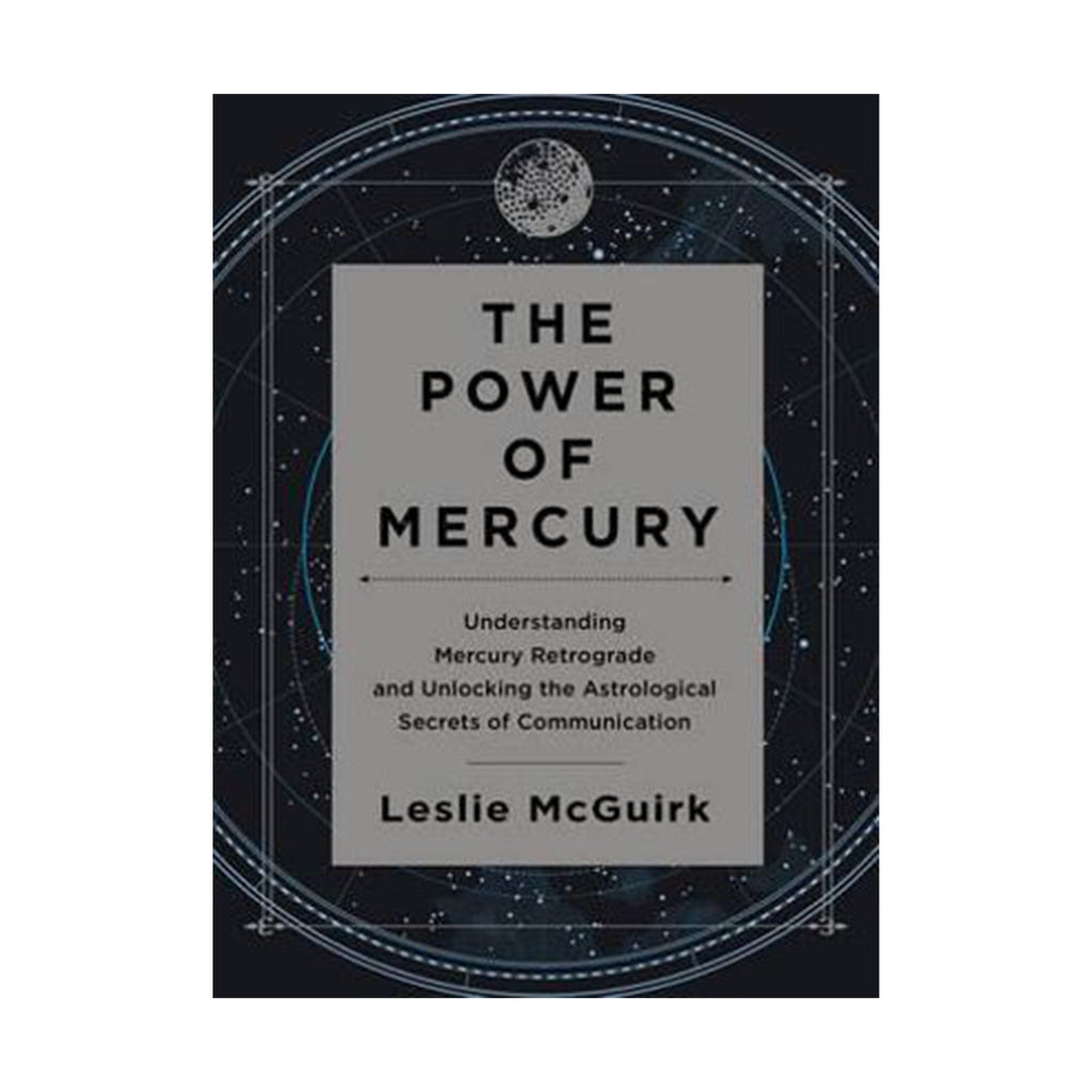 The Power of Mercury by Leslie McGuirk