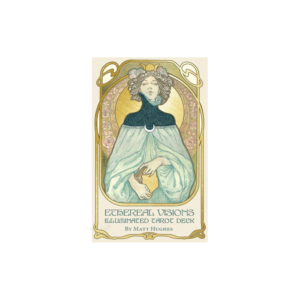 Ethereal Visions Illuminated Tarot Deck // By Matt Hughes