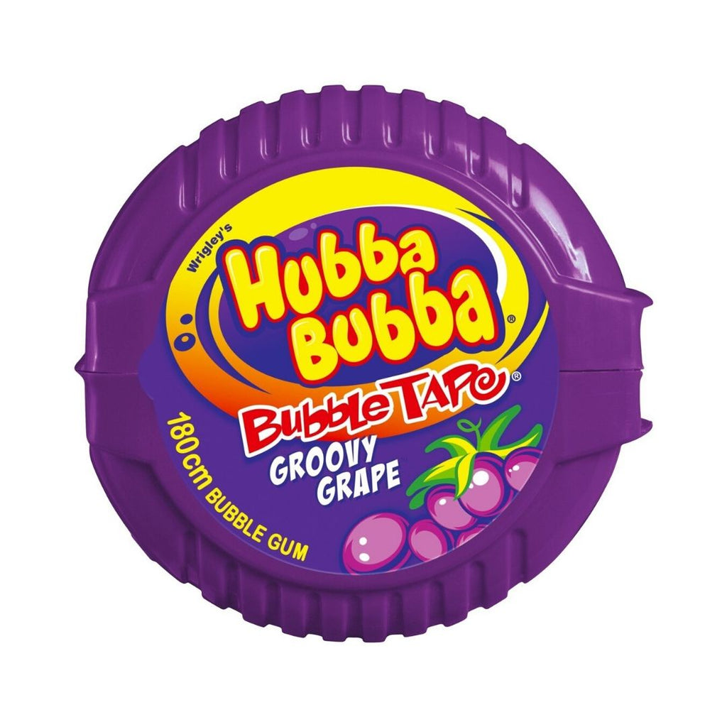 Hubba Bubba Bubble Tape // Groovy Grape