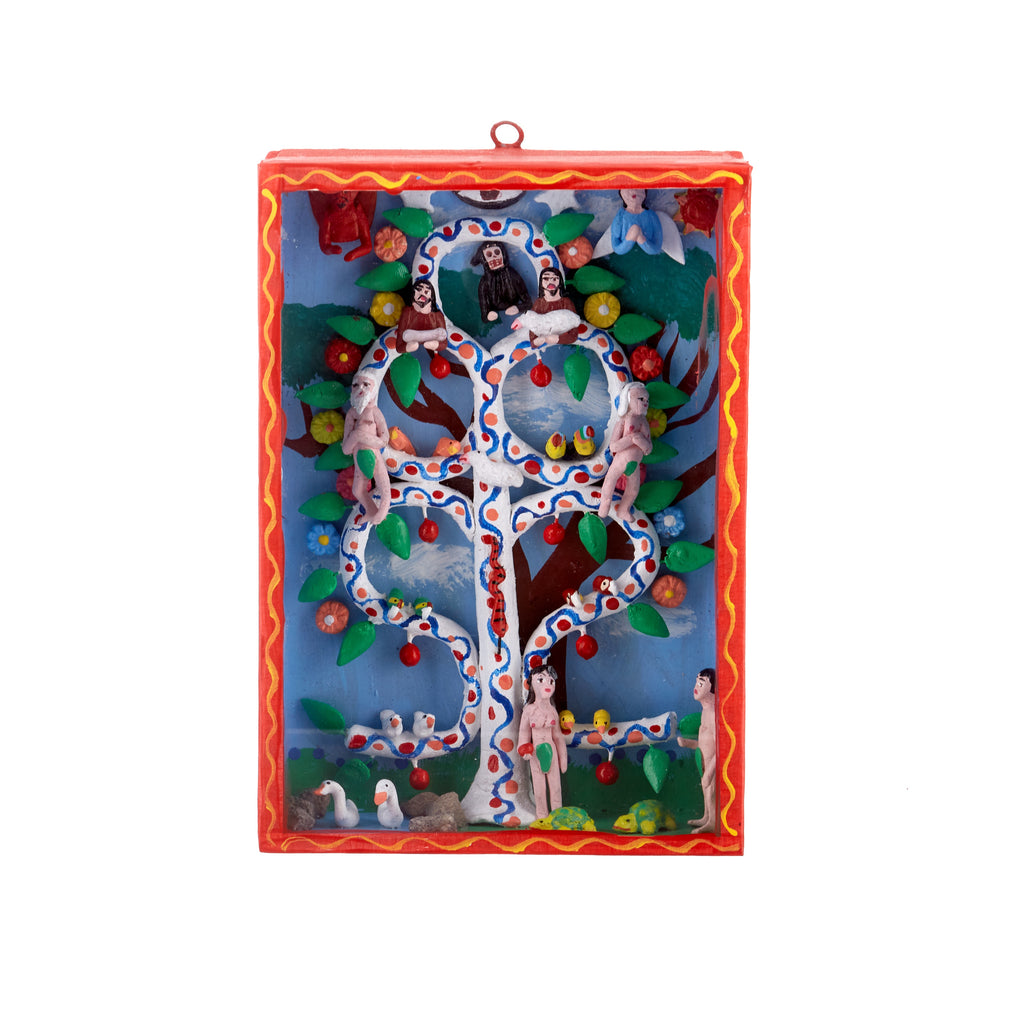 Mexican Handcrafts // Tree Of Life Wall Hanging  Ornament