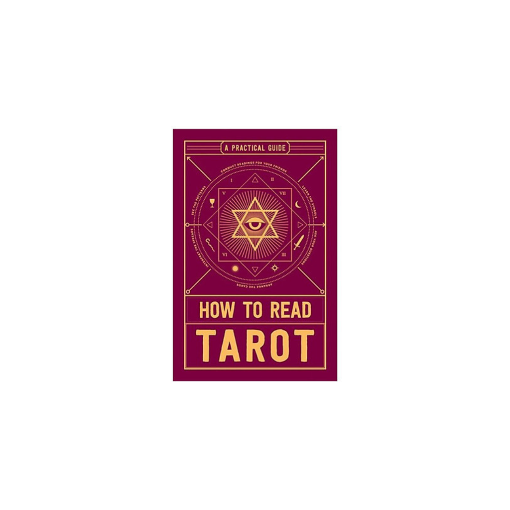 How to Read Tarot: A Practical Guide // By Adams Media