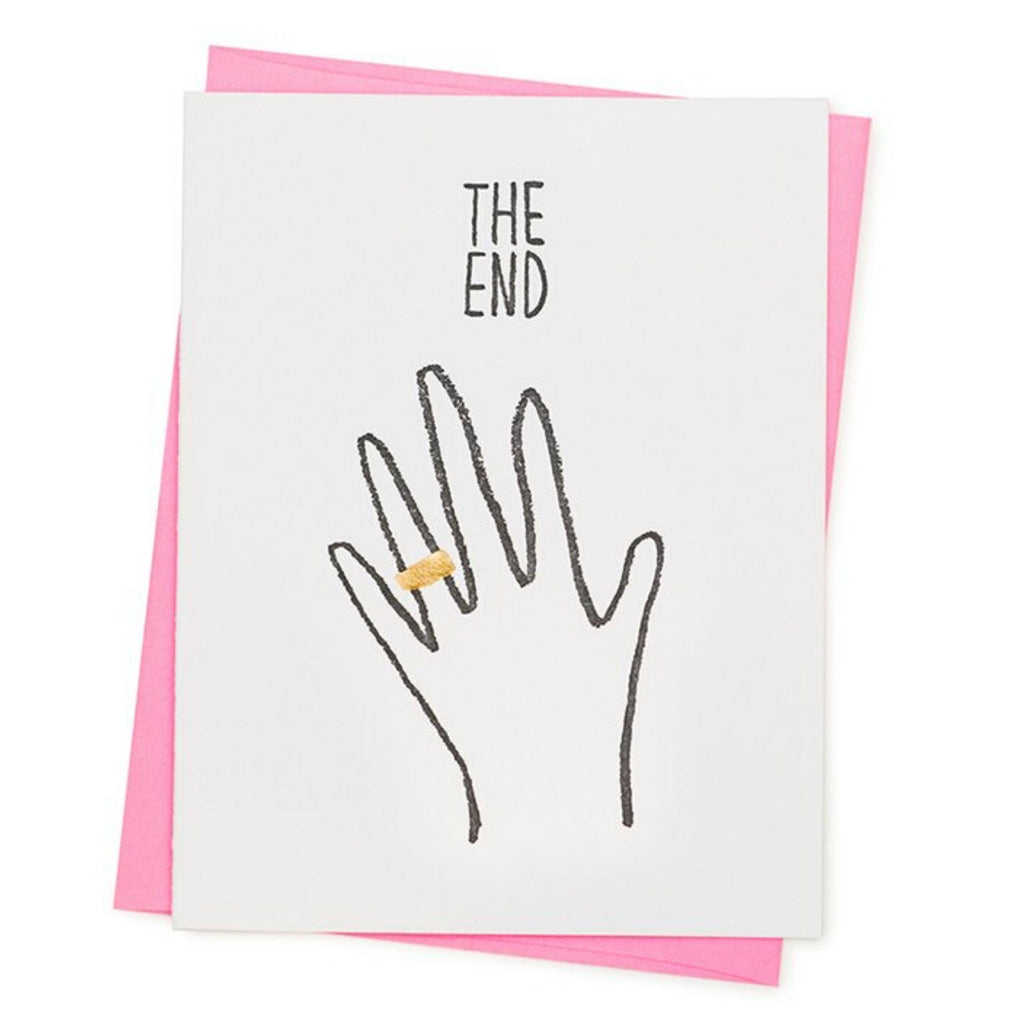 Ash Kahn // The End Greeting Cards
