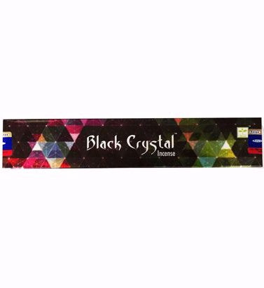 Black Crystal Incense