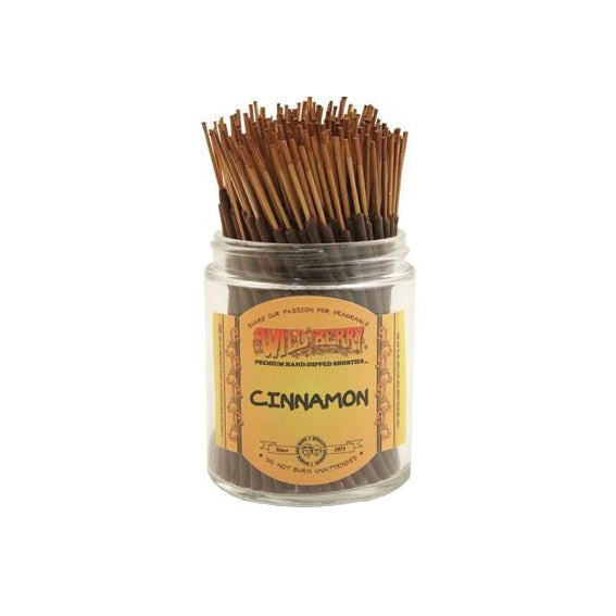 Wild Berry // Shorties Cinnamon Incense