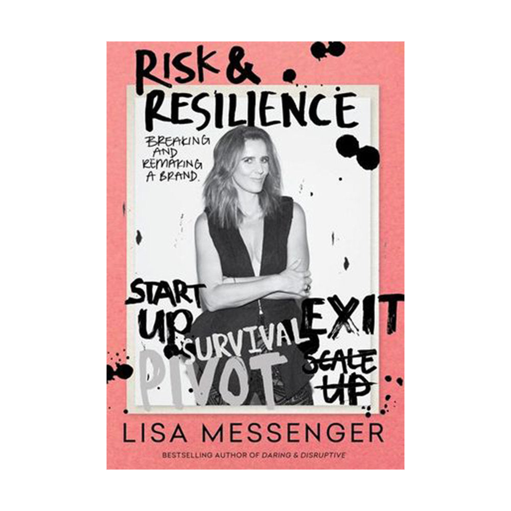 Risk and Resilience Book by Lisa Messenger