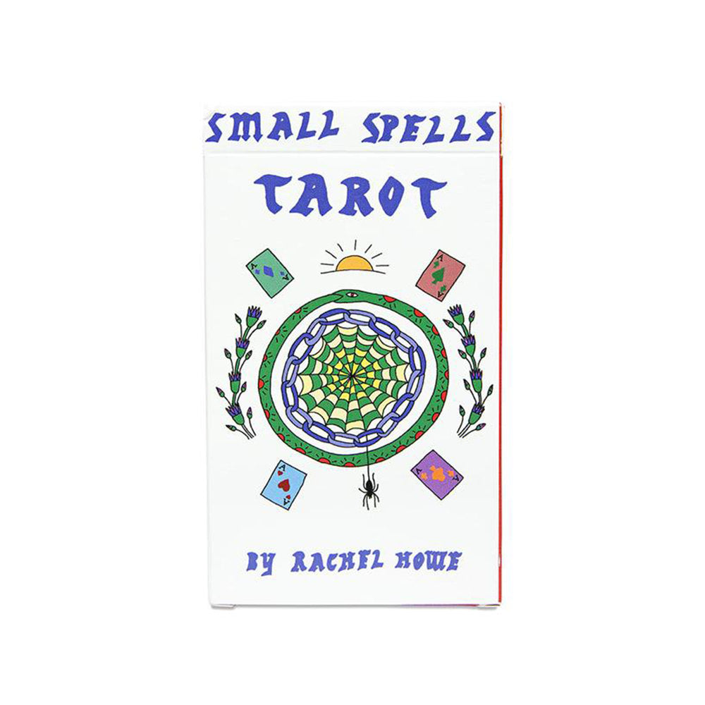 Small Spells Colour Tarot Deck and Guidebook