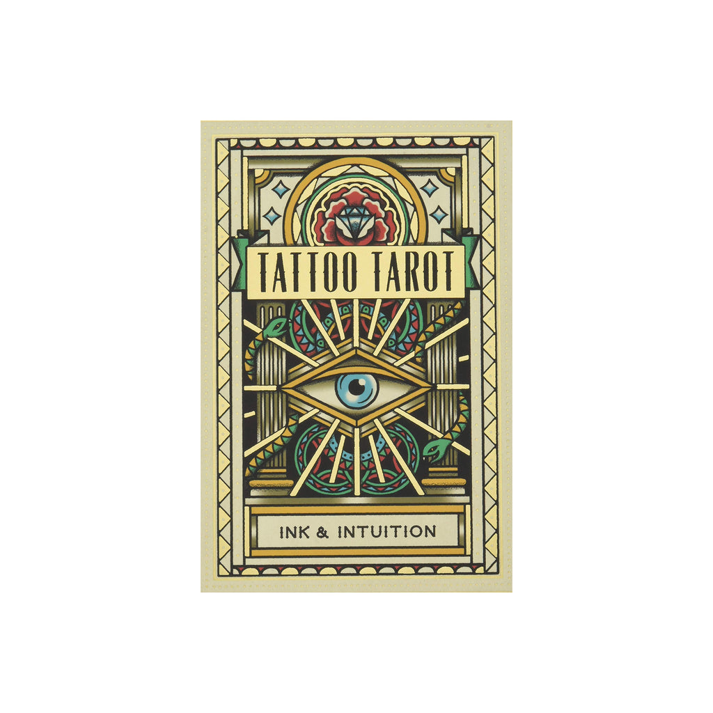 The Tattoo Tarot: Ink & Intuition