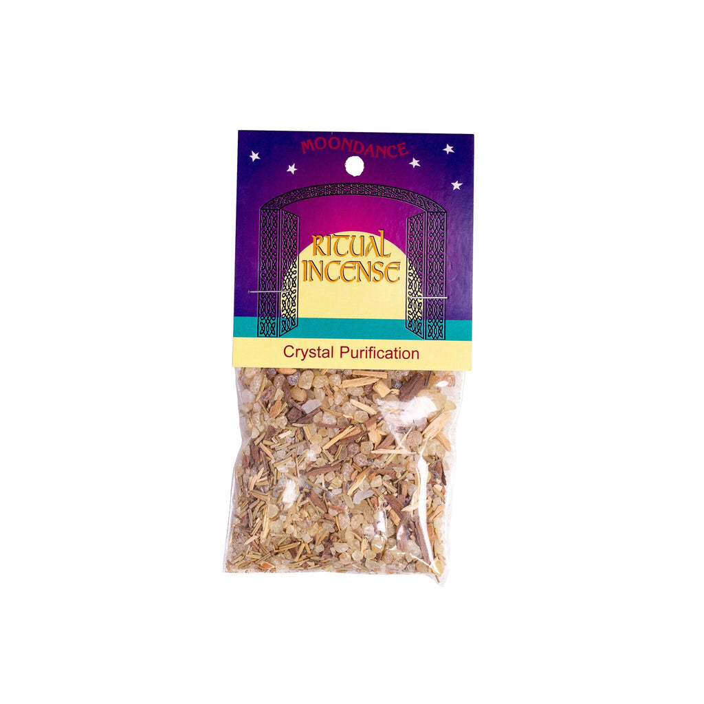 Moondance // Loose Ritual Incense - Crystal Purification