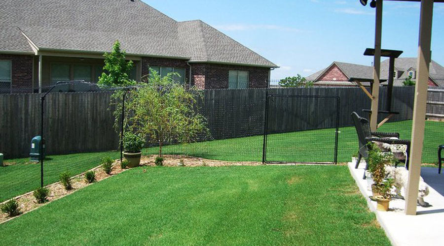stand alone cat proof fence new