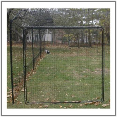 Access Gate for Freestanding Cat Fence System
