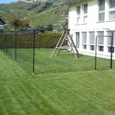 Free-Standing Cat Fence Enclosure System