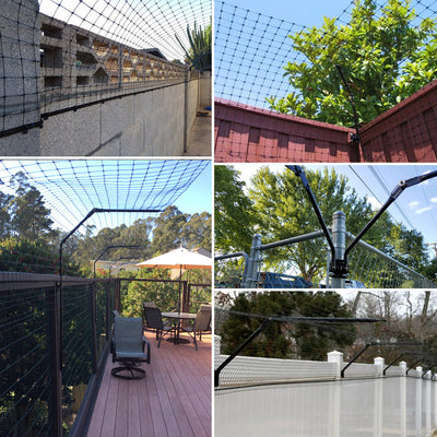 Existing Fence Conversion System Kit for Cats