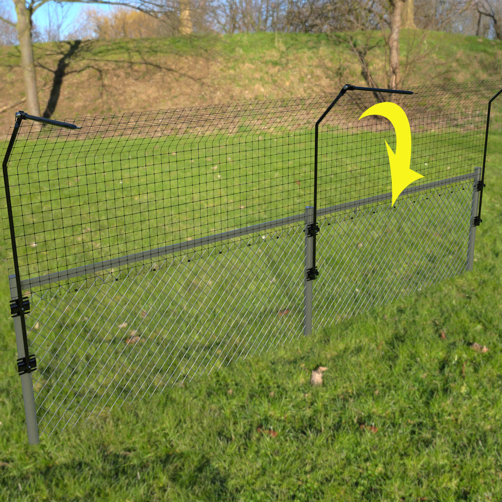 Existing Fence Conversion System for Shorter Fences Kit