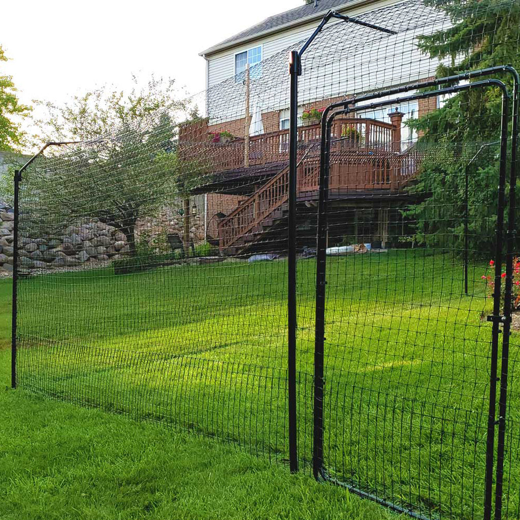 Cat Fence - Purrfect Fence