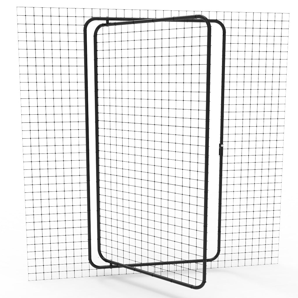 Light Duty Access Gate for Freestanding Cat Fence System