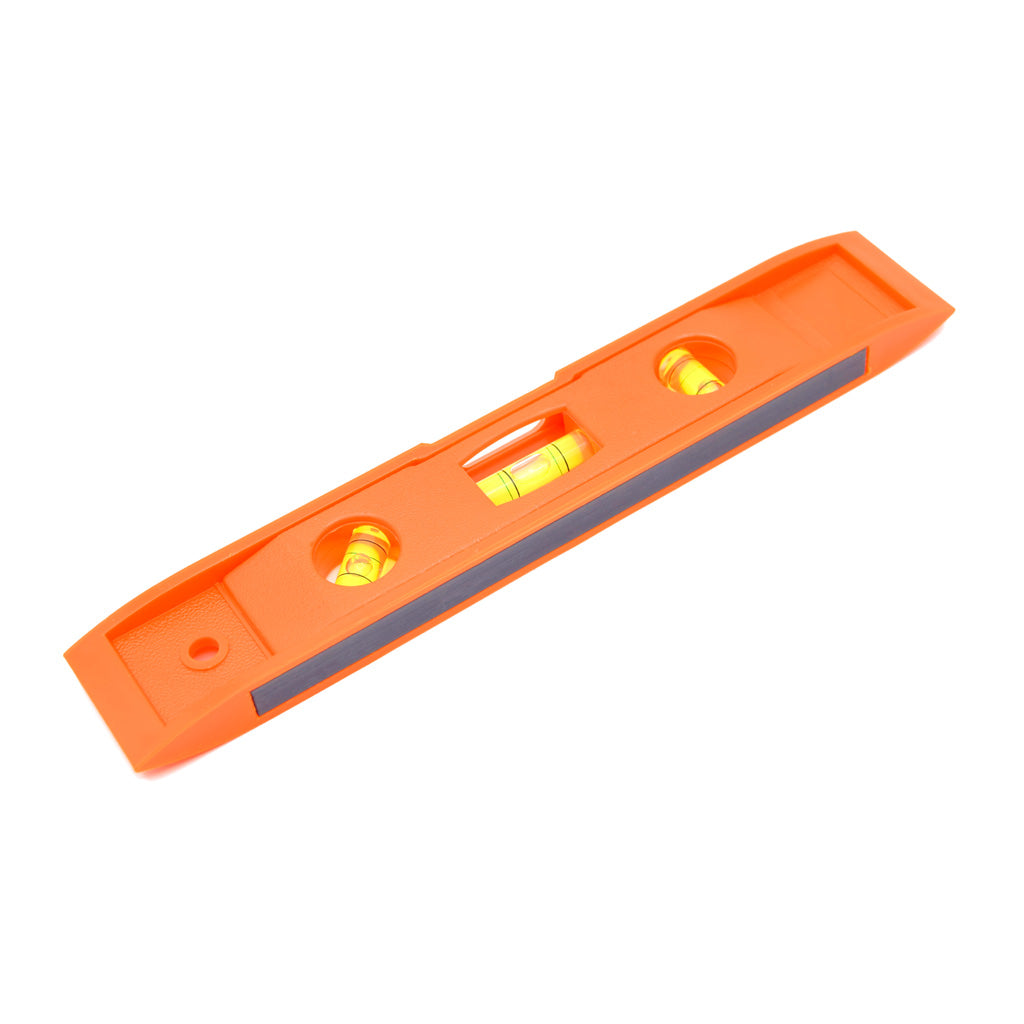 Orange Torpedo Level with Magnet Strip by Citadel Tools