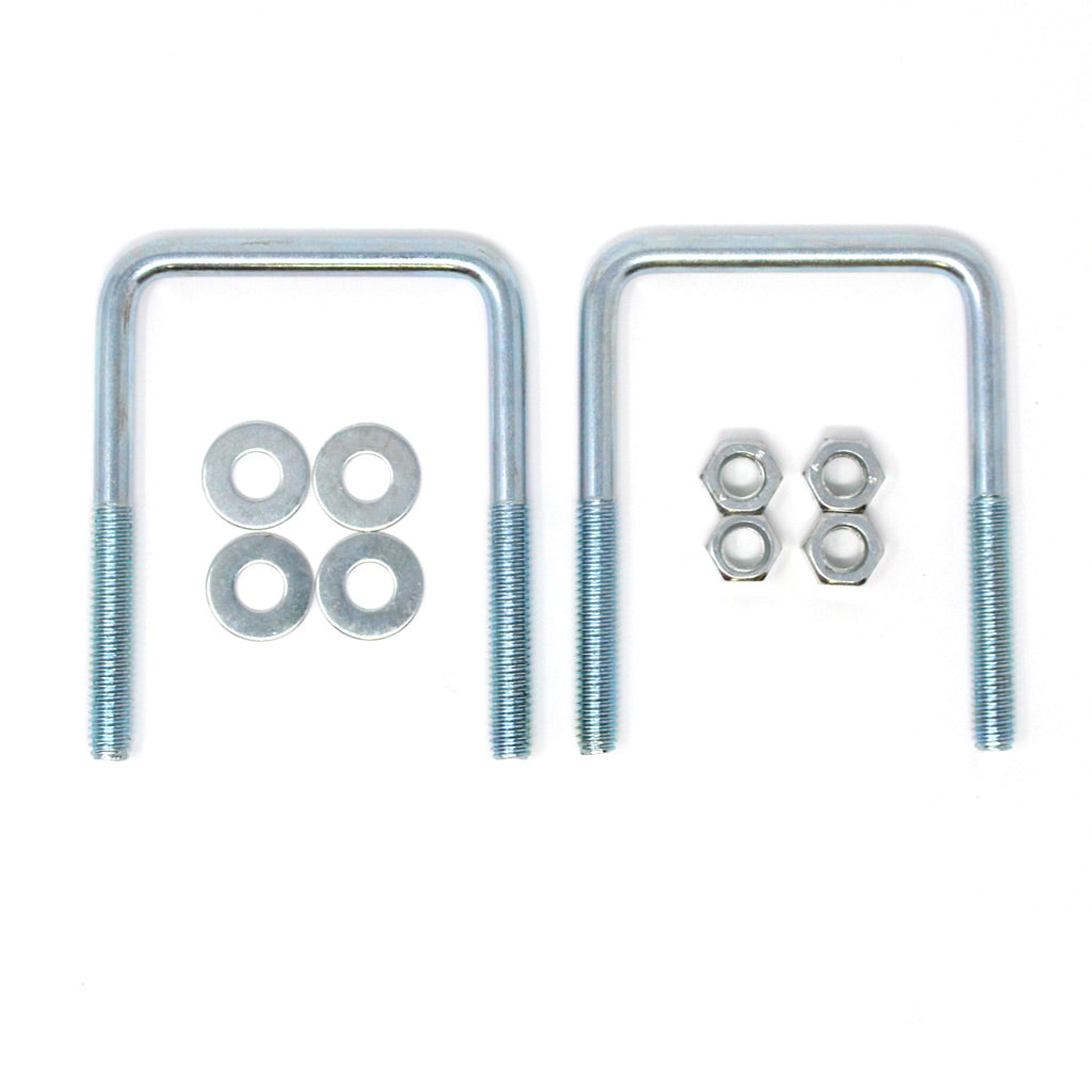 "U-Bolt for Square 2"" Metal Posts (Set of 2)"