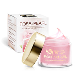 Rose & Pearl: Illuminating Moisturizer
