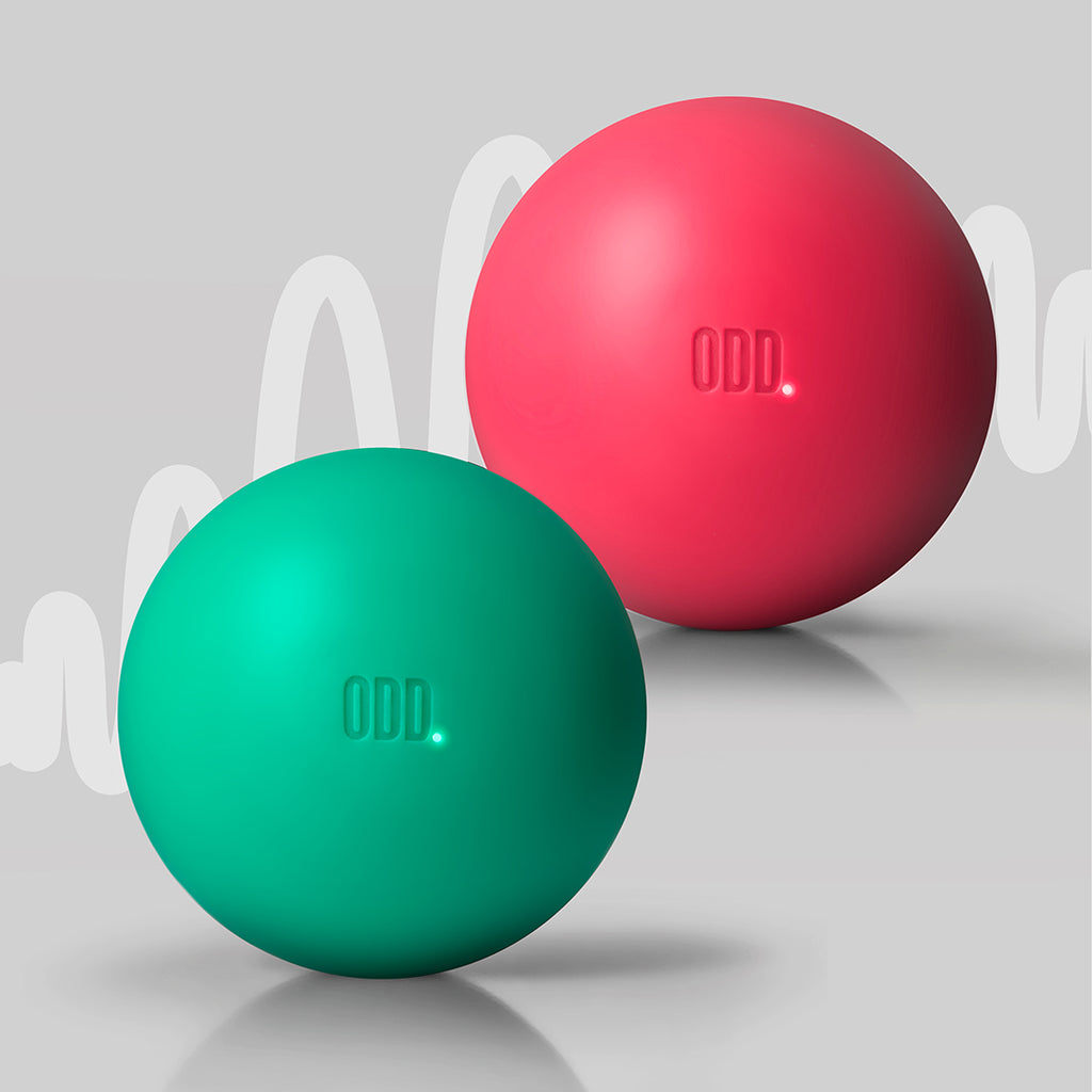 ODD Ball | Turquoise and Punch Pack