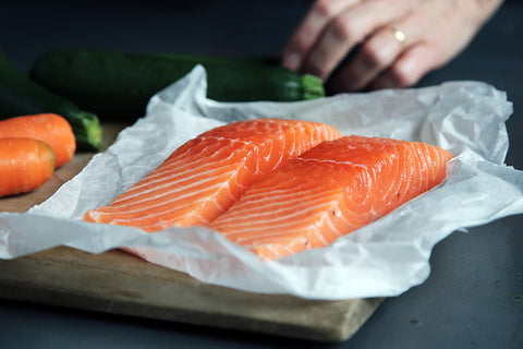 The top 3 benefits of salmon