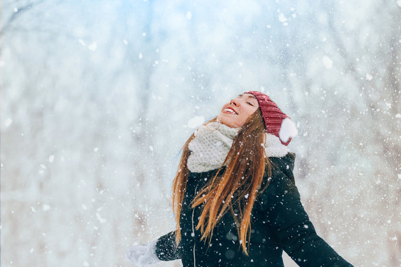 Simple ways to lift your spirits this season