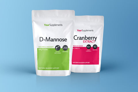 Restore harmony and health with D-Mannose