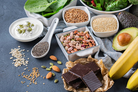 Top 10 Magnesium-rich foods