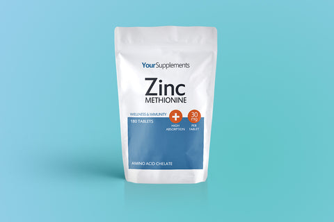 The powerful benefits of Zinc