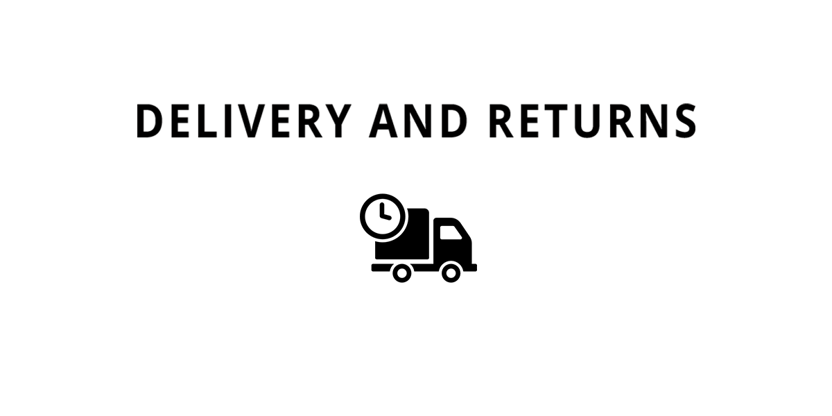 Delivery and Returns