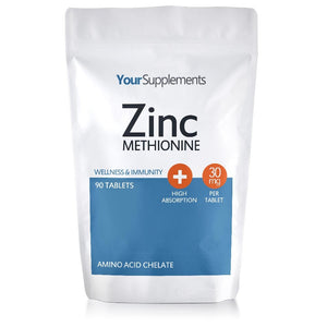 Zinc Methionine - High Absorption Zinc