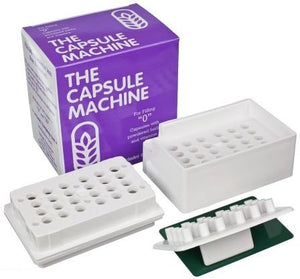 Capsule Machine with Empty Capsules