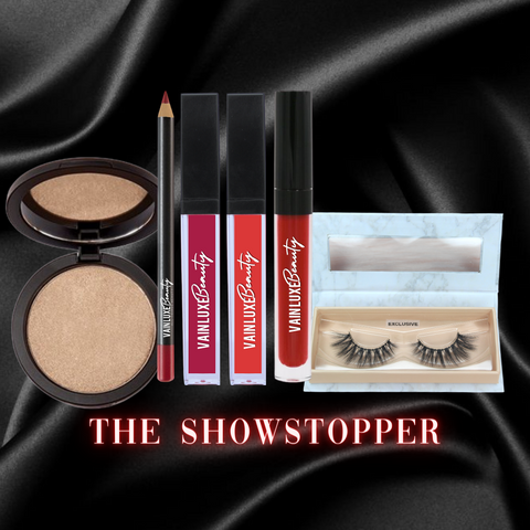The Showstopper - Valentine's Day Beauty Box