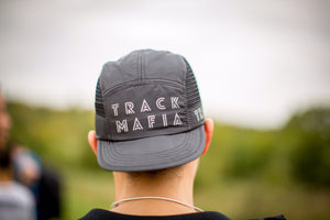 TrackMafia x Volt n Fast Flash 5 Panel Sports Cap