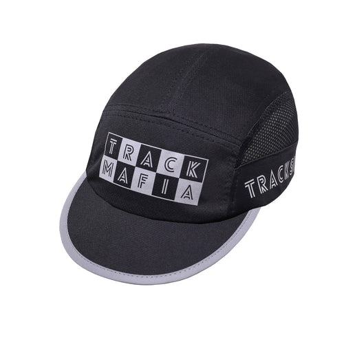 GET PAID - TrackMafia x Volt n Fast Flash 5 Panel Sports Cap