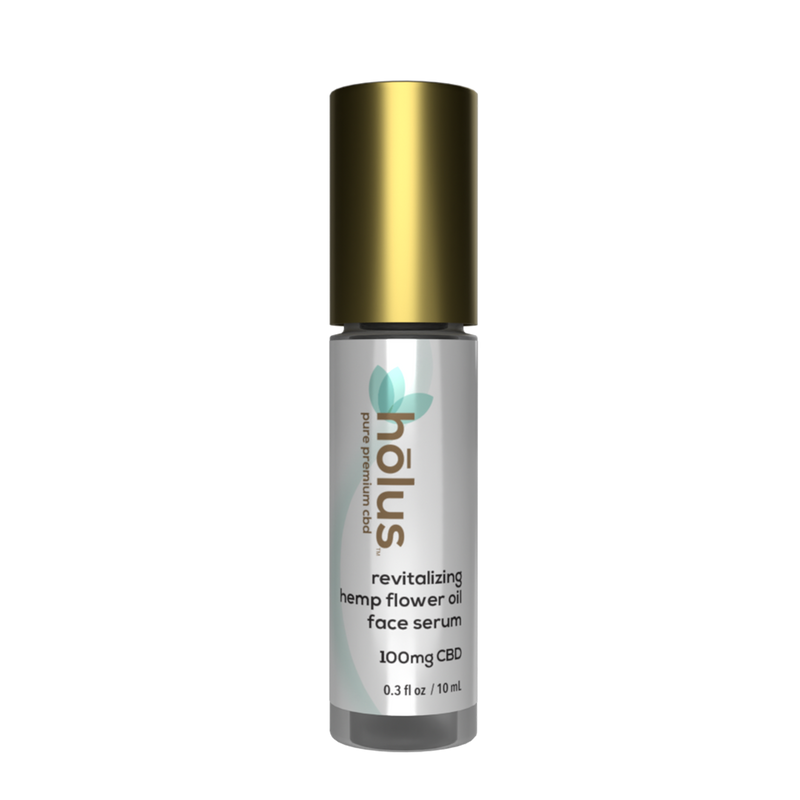 revitalizing face serum