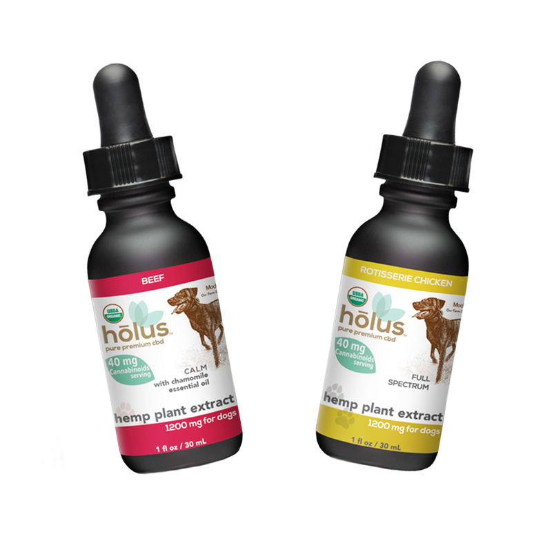 1200mg Full Spectrum CBD Pet Tincture