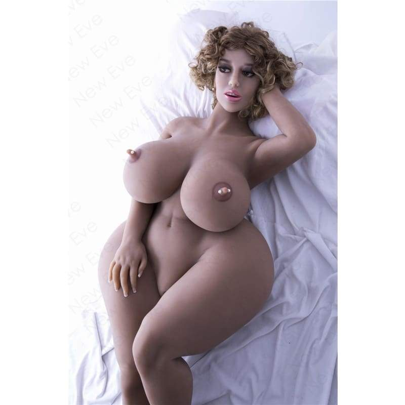 140cm (4.59ft) Big Boom Plump Sex Doll CQK19040815 Marta - Best Love Sex Doll